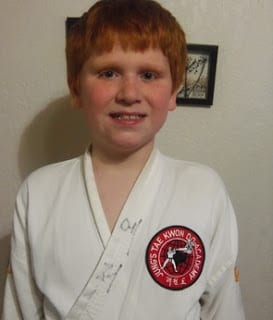 How Has Tae Kwon Do Changed My Life Written By: Aidan Holthaus