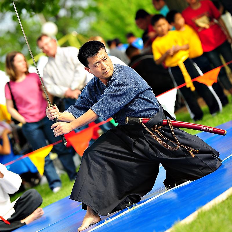 Kuhapdo, Korean Swordsmanship - TaeKwonDo Times
